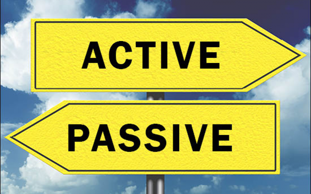 Active vs. Passive Investing Part I: Introduction